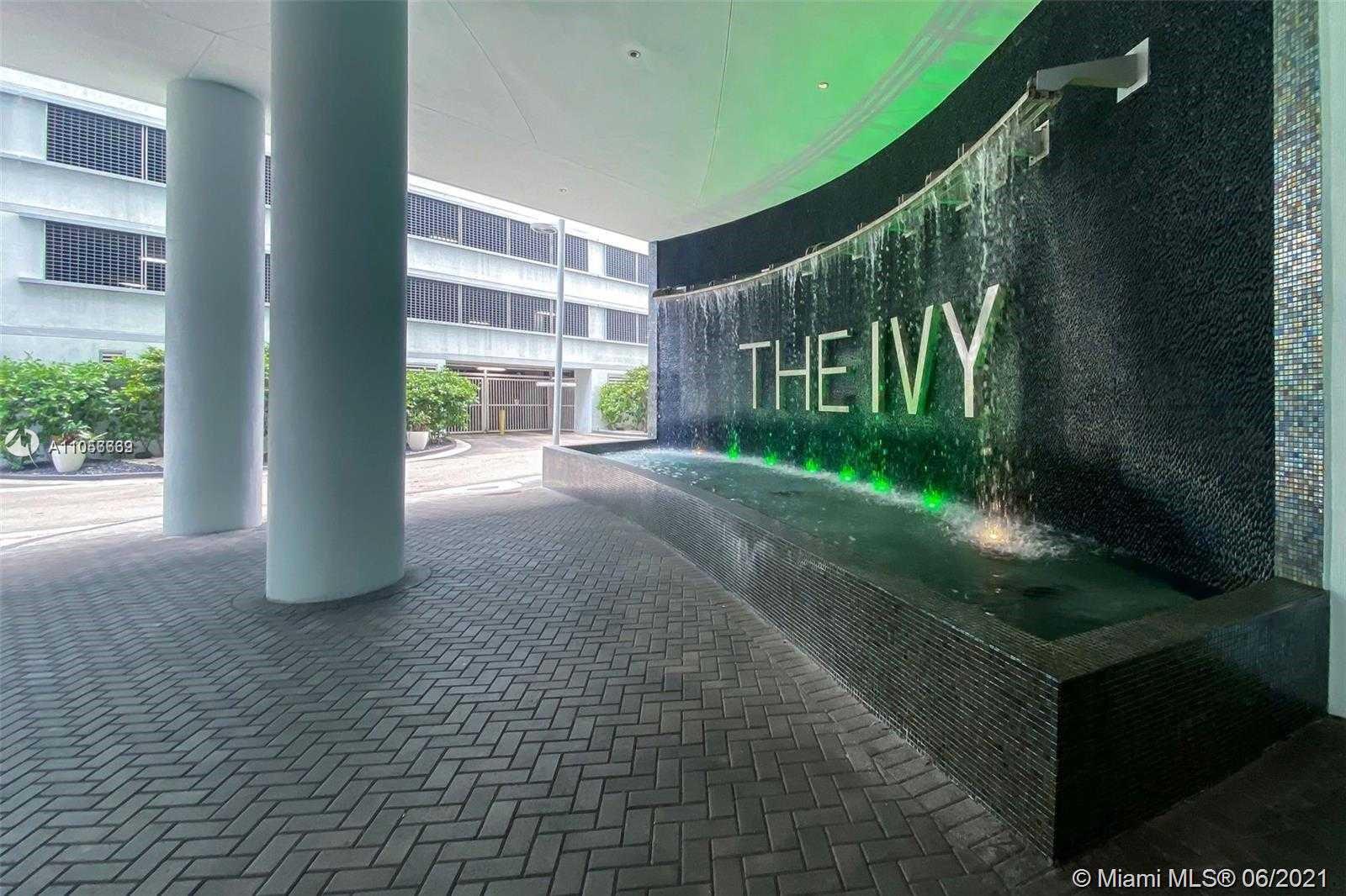 Ivy #1810 - 90 SW 3rd St #1810, Miami, FL 33130