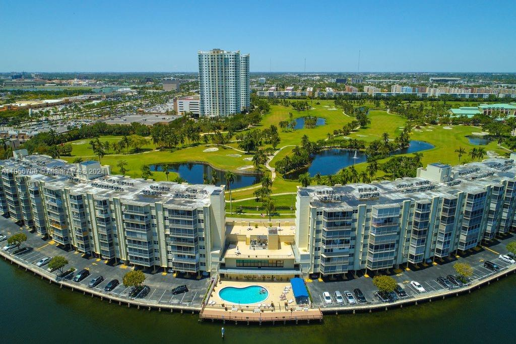 Fairways Riviera #205 - 300 Diplomat Pkwy #205, Hallandale Beach, FL 33009