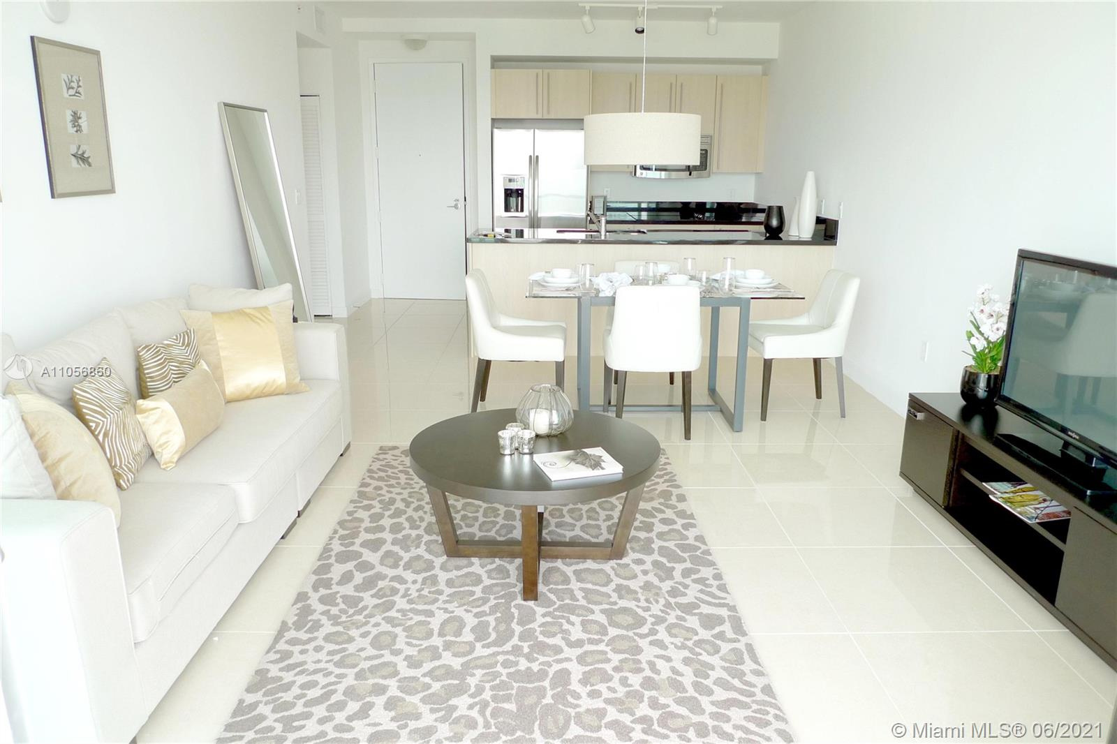 Axis on Brickell South Tower #1205-S - 79 SW 12th St #1205-S, Miami, FL 33130