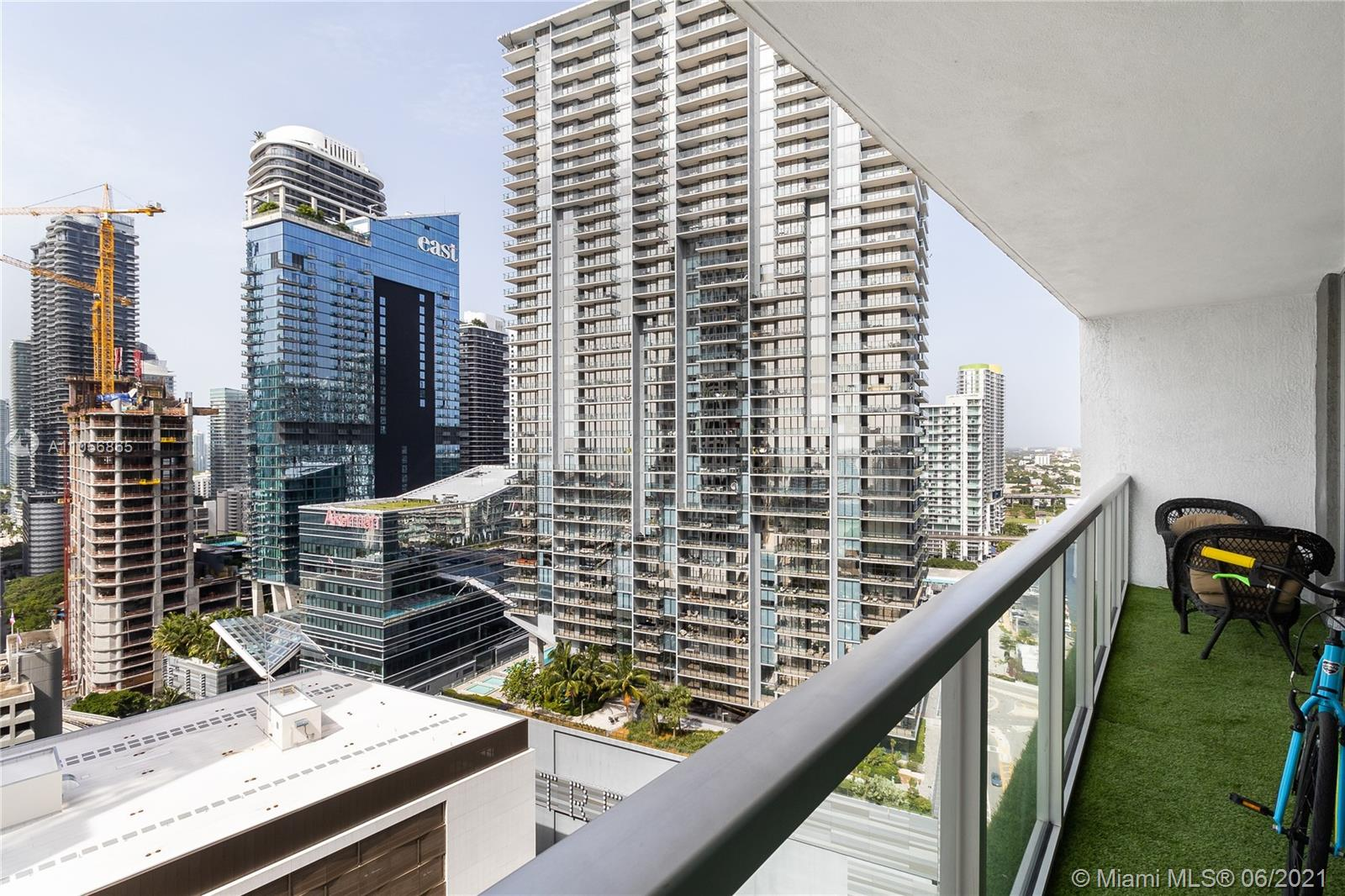 500 Brickell East Tower #2704 - 55 SE 6th St #2704, Miami, FL 33131