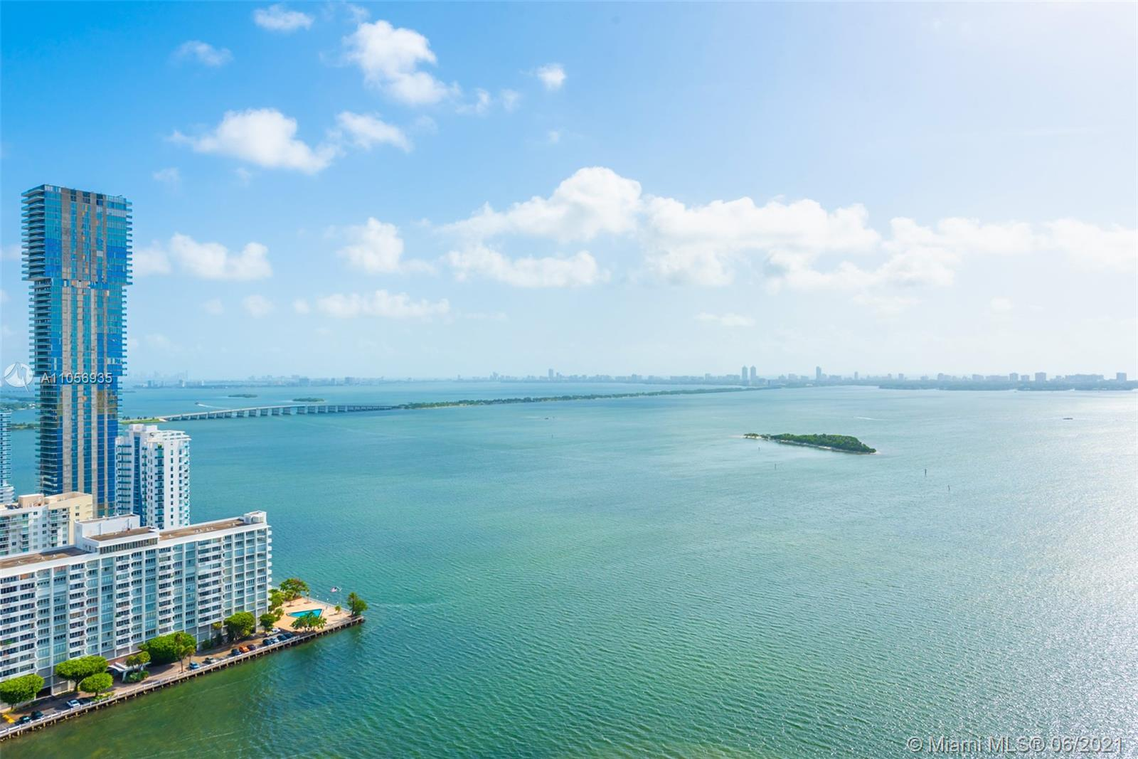 Quantum on the Bay #3315 - 1900 N Bayshore Dr #3315, Miami, FL 33132