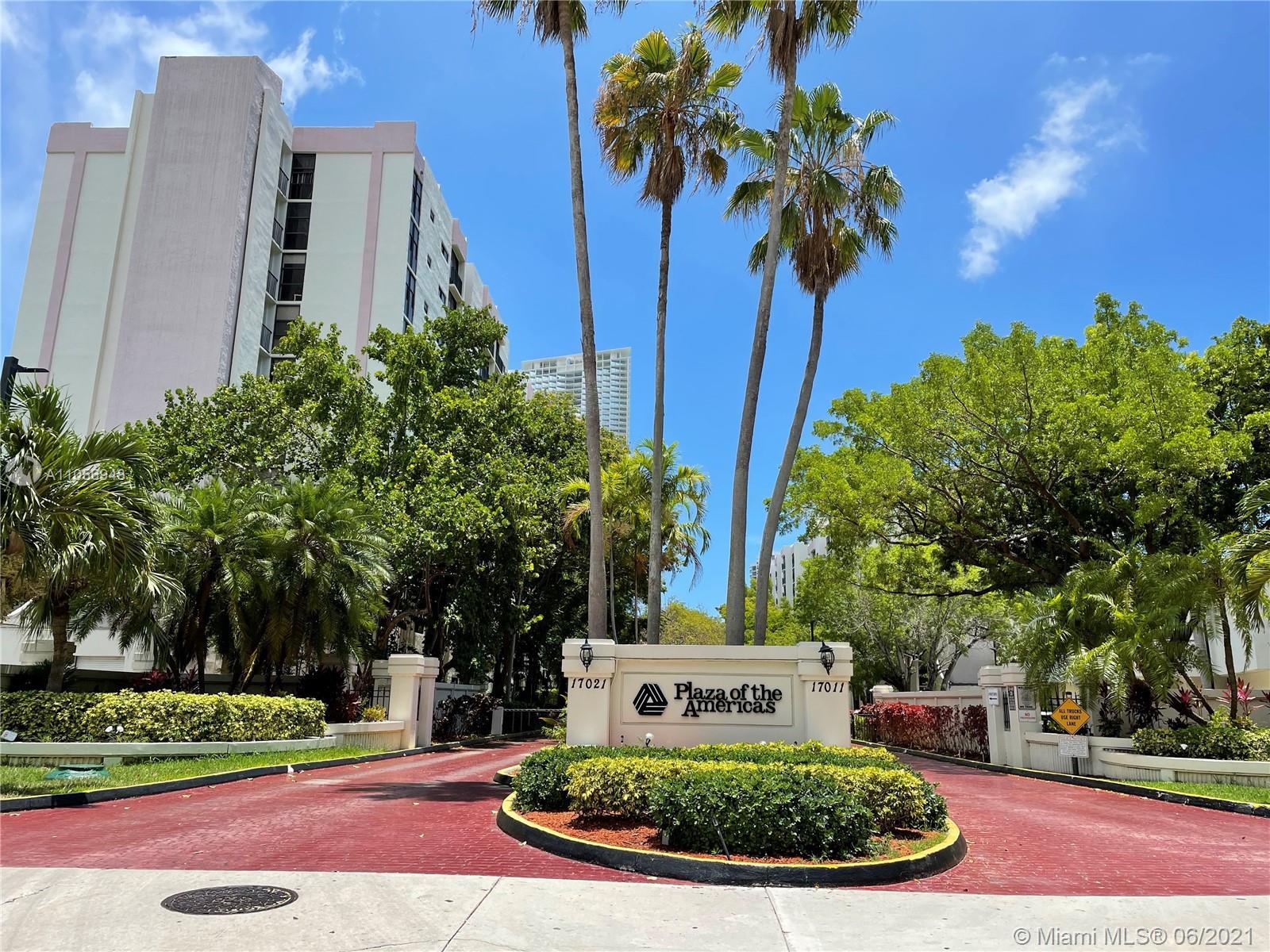 Plaza of the Americas 1 #206 - 16909 N Bay Rd #206, Sunny Isles Beach, FL 33160