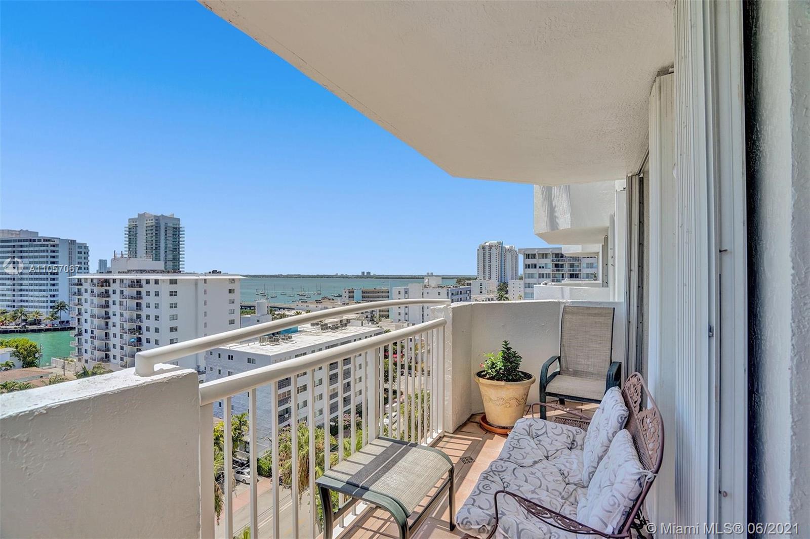 Bayview Plaza #1006 - 1621 Bay Rd #1006, Miami Beach, FL 33139