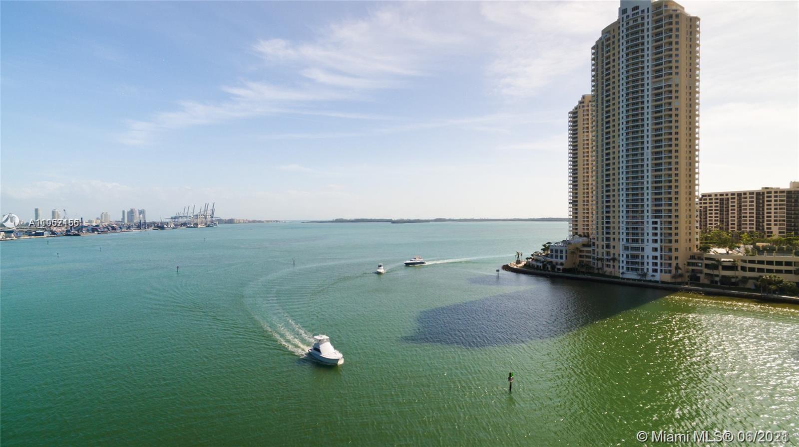 One Miami East #1710 - 335 S Biscayne Blvd #1710, Miami, FL 33131