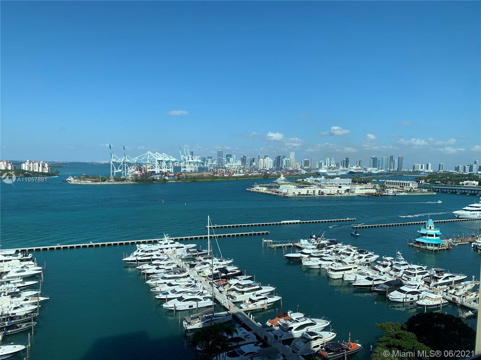 Yacht Club #1710 - 90 Alton Rd #1710, Miami Beach, FL 33139
