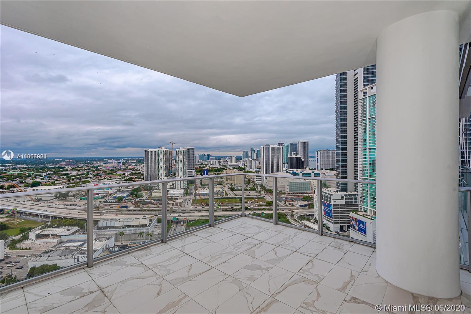 Paramount Miami Worldcenter #2600 - 851 NE 1st Ave #2600, Miami, FL 33132