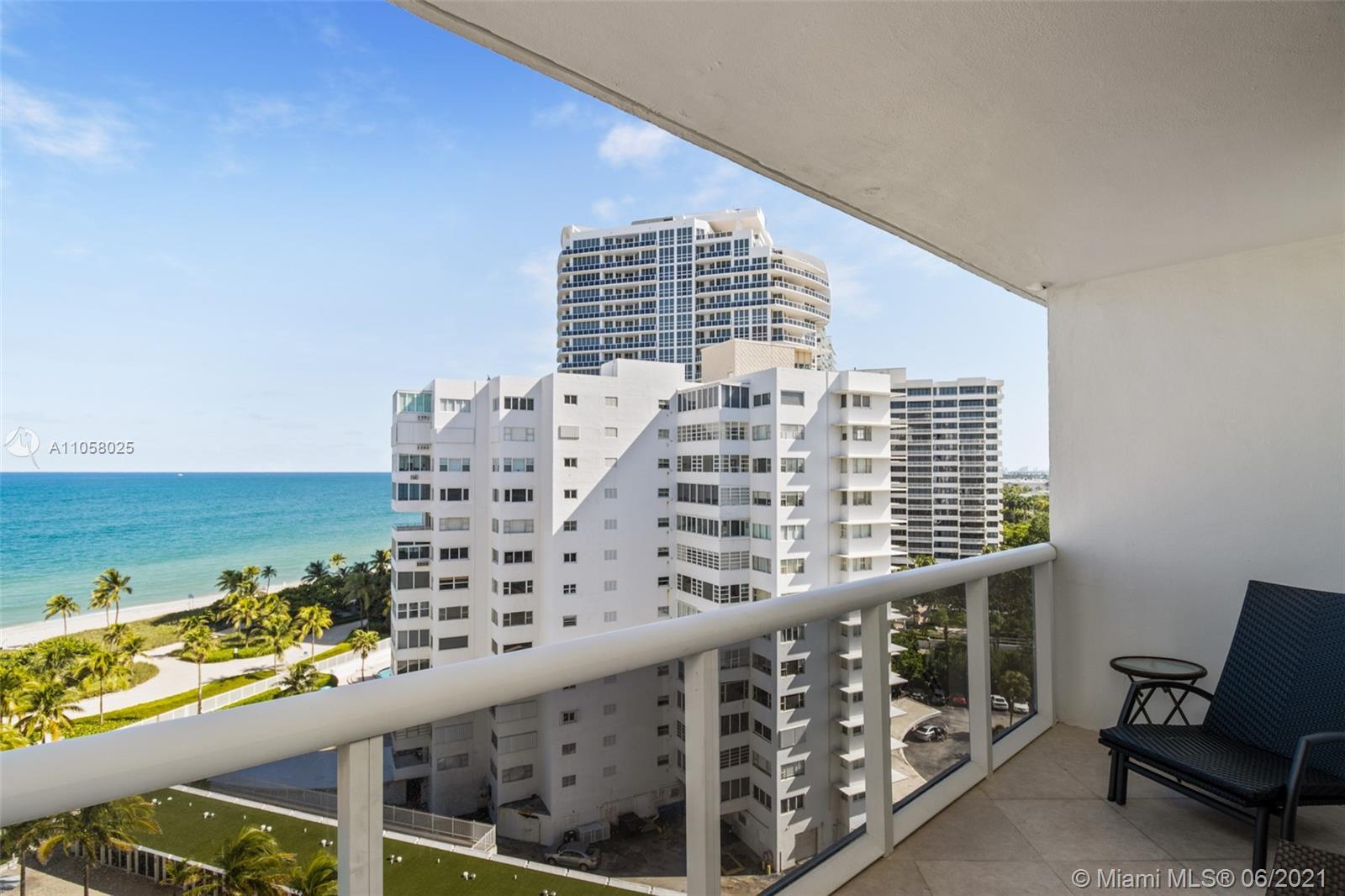 Harbour House #1018 - 10275 COLLINS AV #1018, Bal Harbour, FL 33154