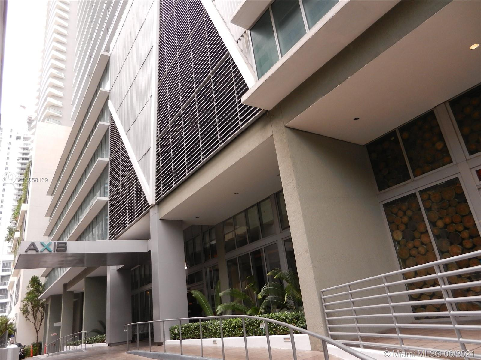 Axis on Brickell North Tower #2818-N - 1111 SW 1st Ave #2818-N, Miami, FL 33130
