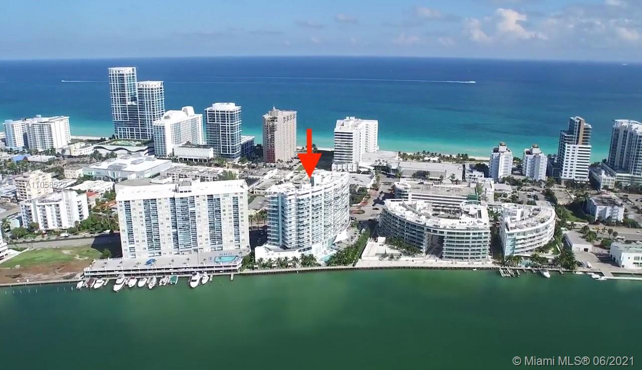 Eden House #1001 - 6700 Indian Creek Dr #1001, Miami Beach, FL 33141