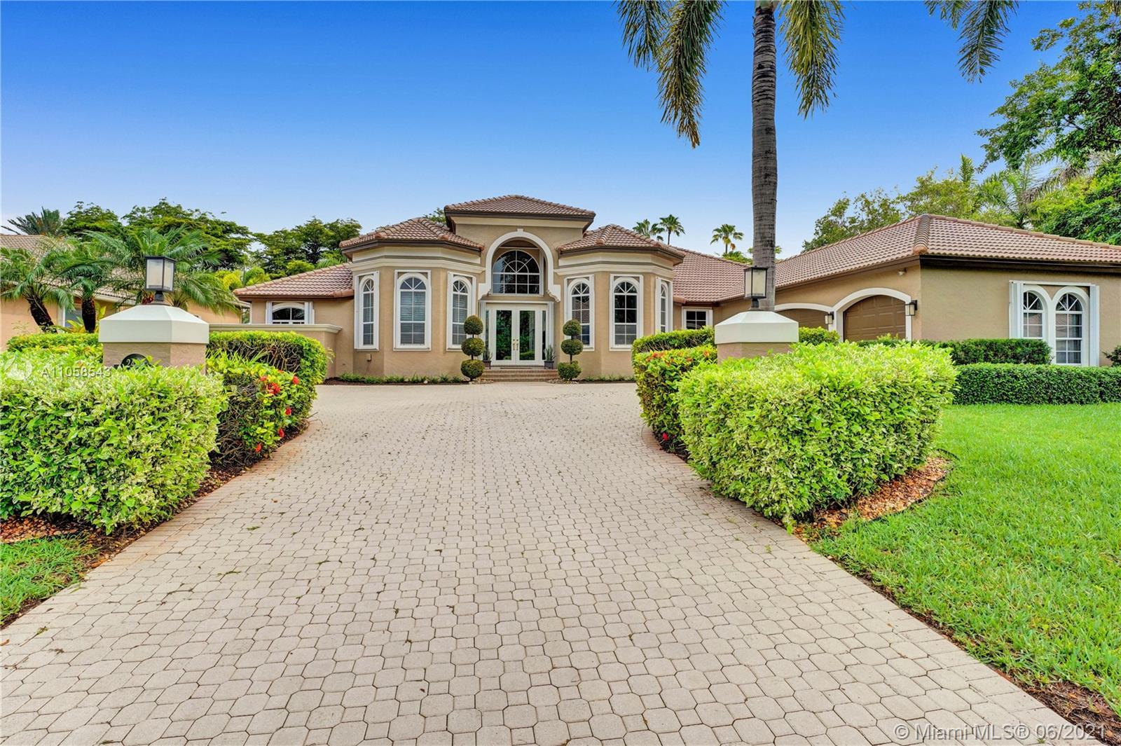 Weston Hills - 2443 Provence Circle, Weston, FL 33327