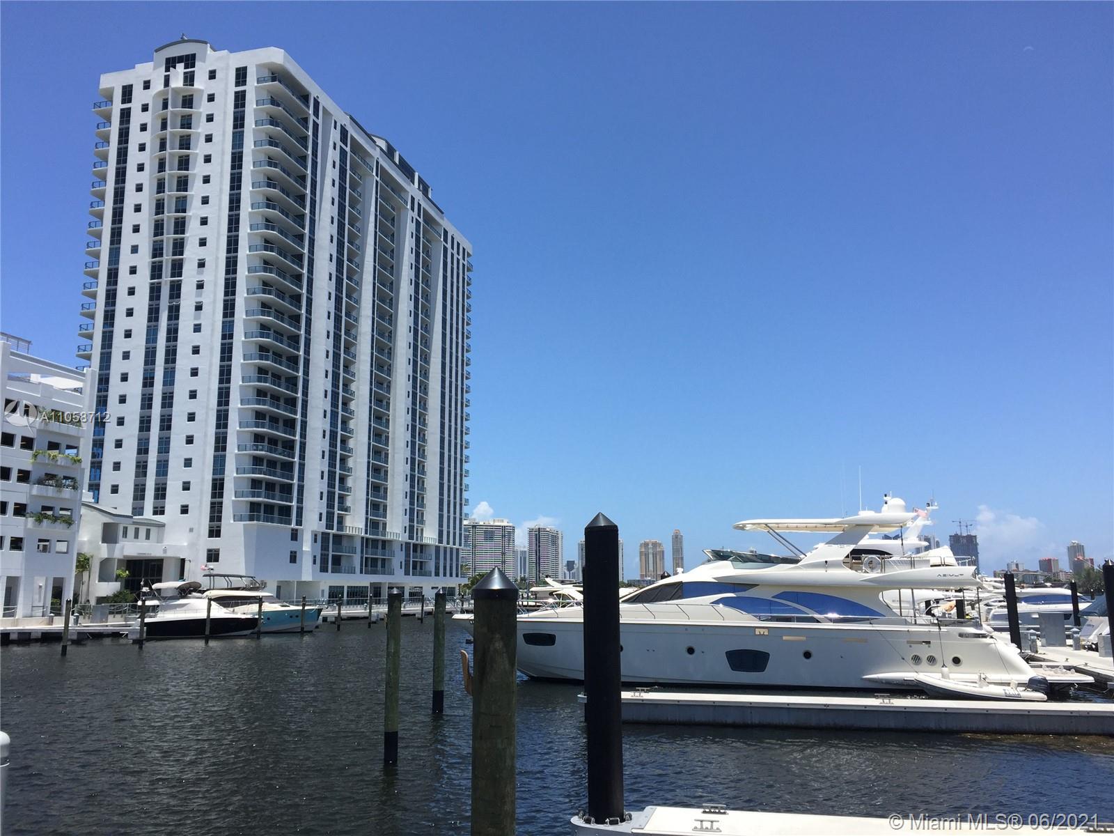 Marina Palms 2 #1906 - 17301 Biscayne Blvd #1906, North Miami Beach, FL 33160