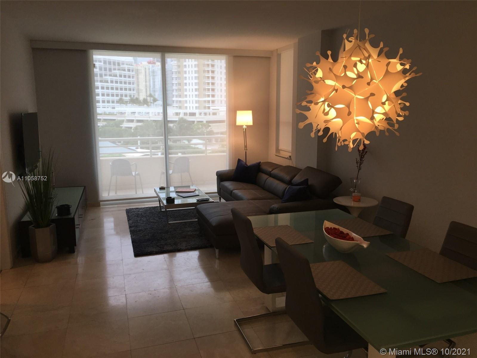 One Tequesta Point #602 - 888 Brickell Key Dr #602, Miami, FL 33131