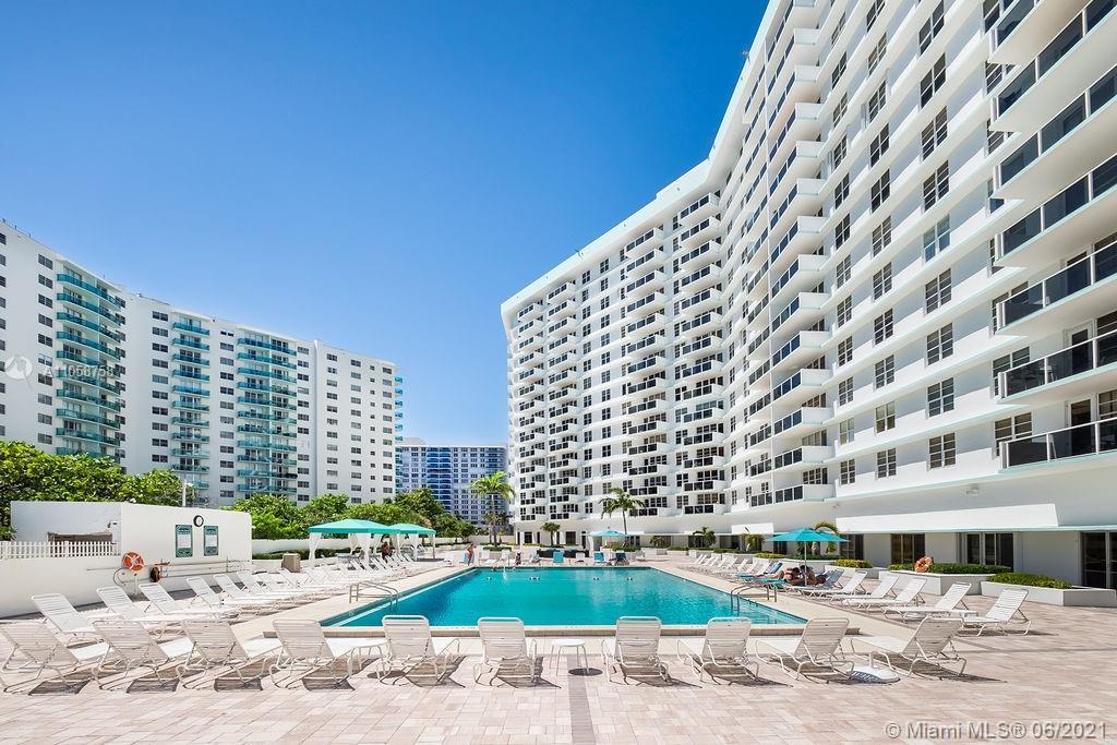 Sea Air Towers #810 - 3725 S Ocean Dr #810, Hollywood, FL 33019