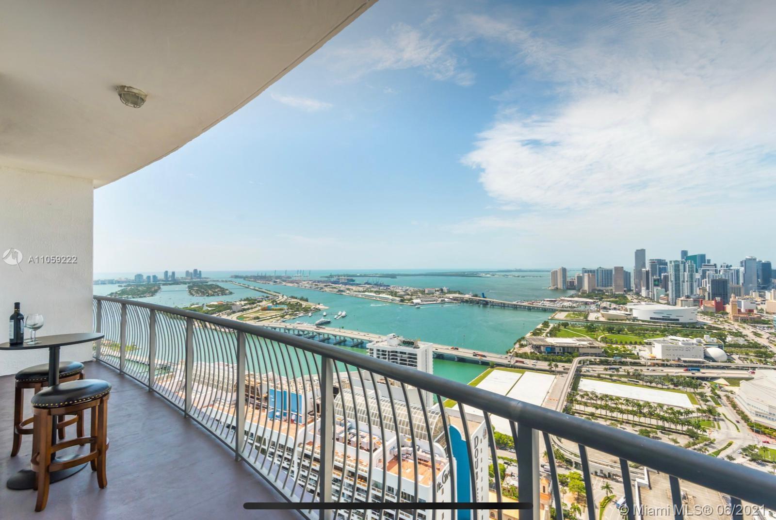 Opera Tower #5610 - 1750 N Bayshore Dr ST #5610, Miami, FL 33132