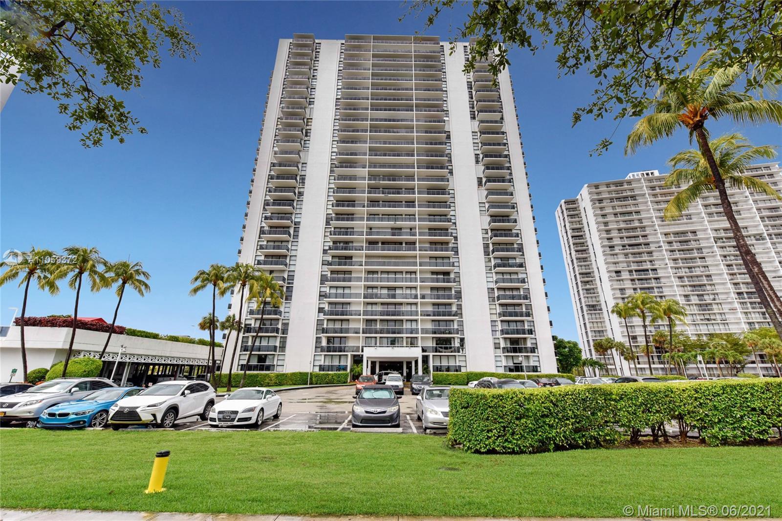 Eldorado Tower Two #709 - 3675 N Country Club Dr #709, Aventura, FL 33180
