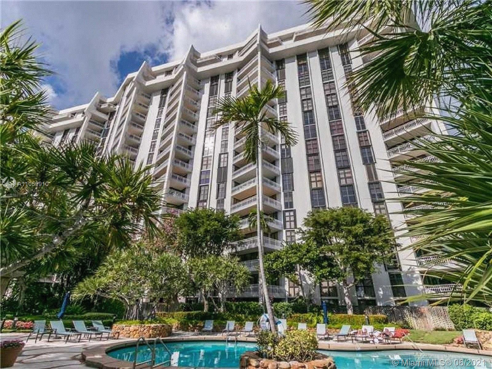 Towers of Quayside Tower II #1403 - 2000 Towerside Ter #1403, Miami Shores, FL 33138