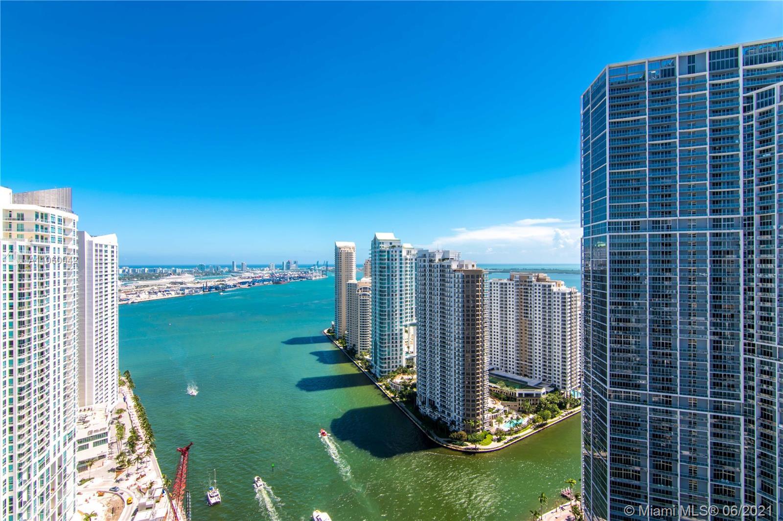 Epic Residences #3908 - 200 Biscayne Boulevard Way #3908, Miami, FL 33131
