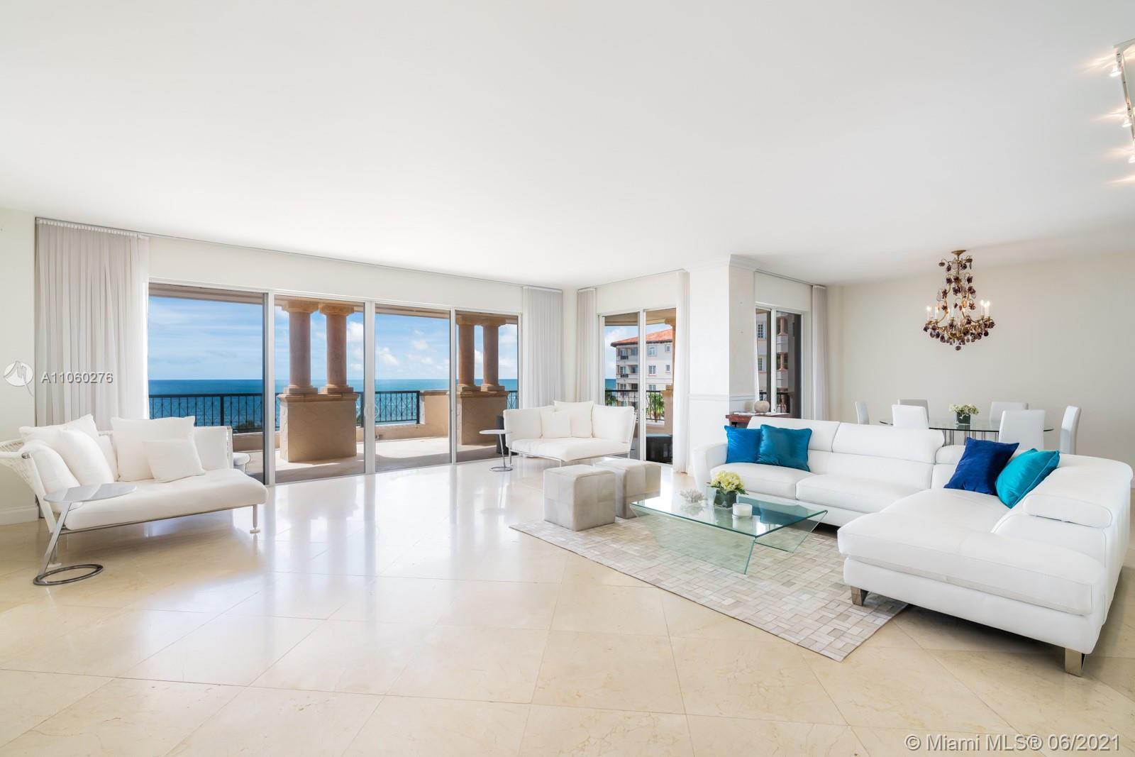 Oceanside #7653 - 7600 Fisher Island Dr #7653, Miami Beach, FL 33109