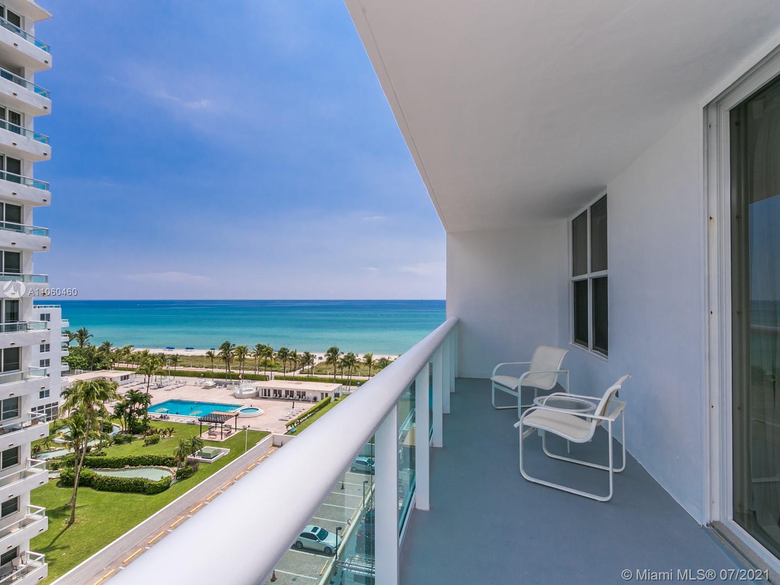 Carriage Club South Tower #8B - 5001 Collins Ave #8B, Miami Beach, FL 33140