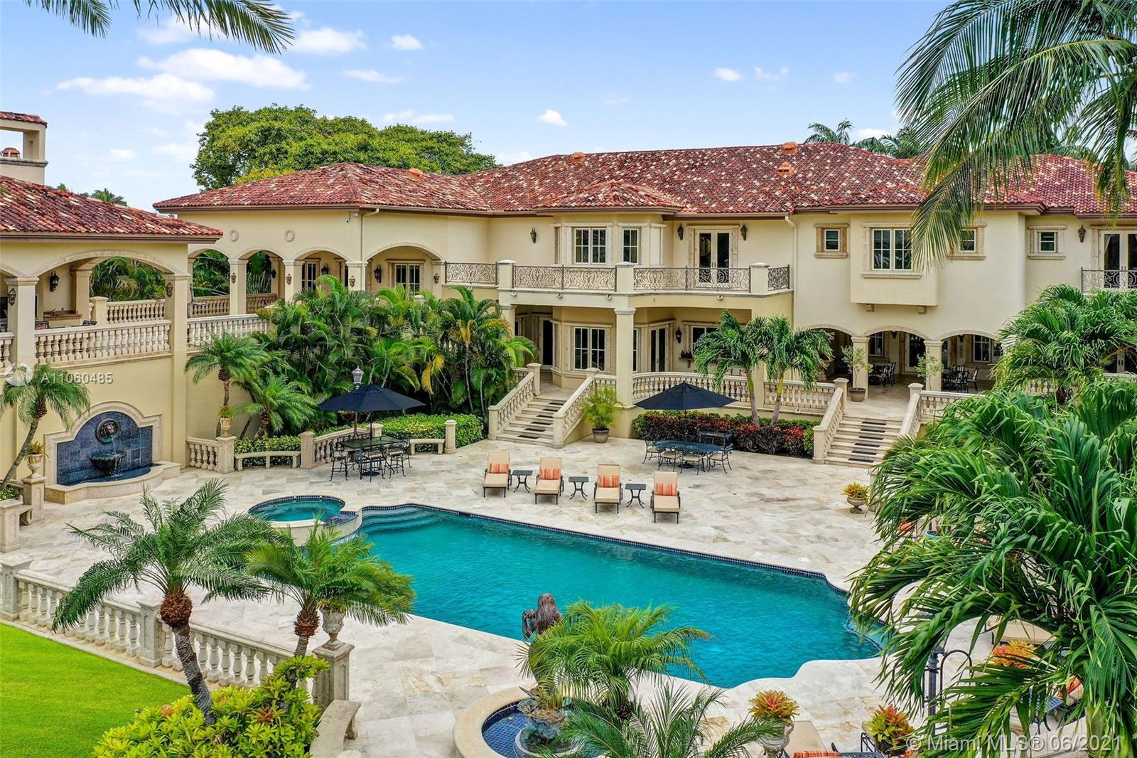 Gables Estates - 360 Casuarina Concourse, Coral Gables, FL 33143