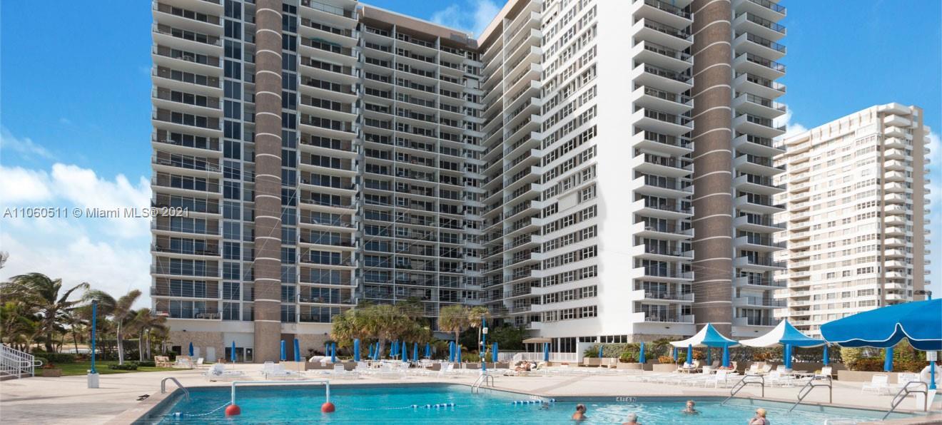 Parker Plaza #1911 - 2030 S Ocean Dr #1911, Hallandale Beach, FL 33009