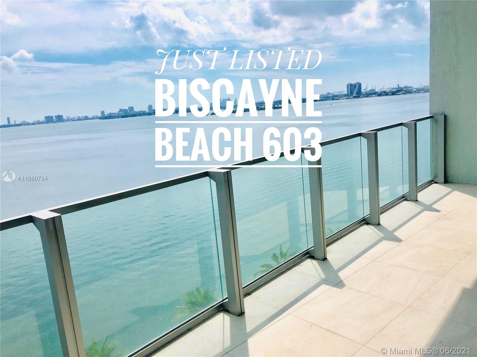 Biscayne Beach #603 - 2900 NE 7th Ave #603, Miami, FL 33137