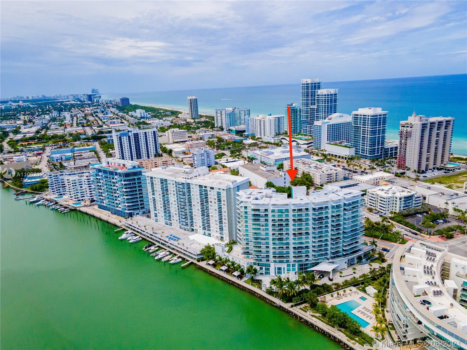 Eden House #608 - 6700 Indian Creek Dr #608, Miami Beach, FL 33141