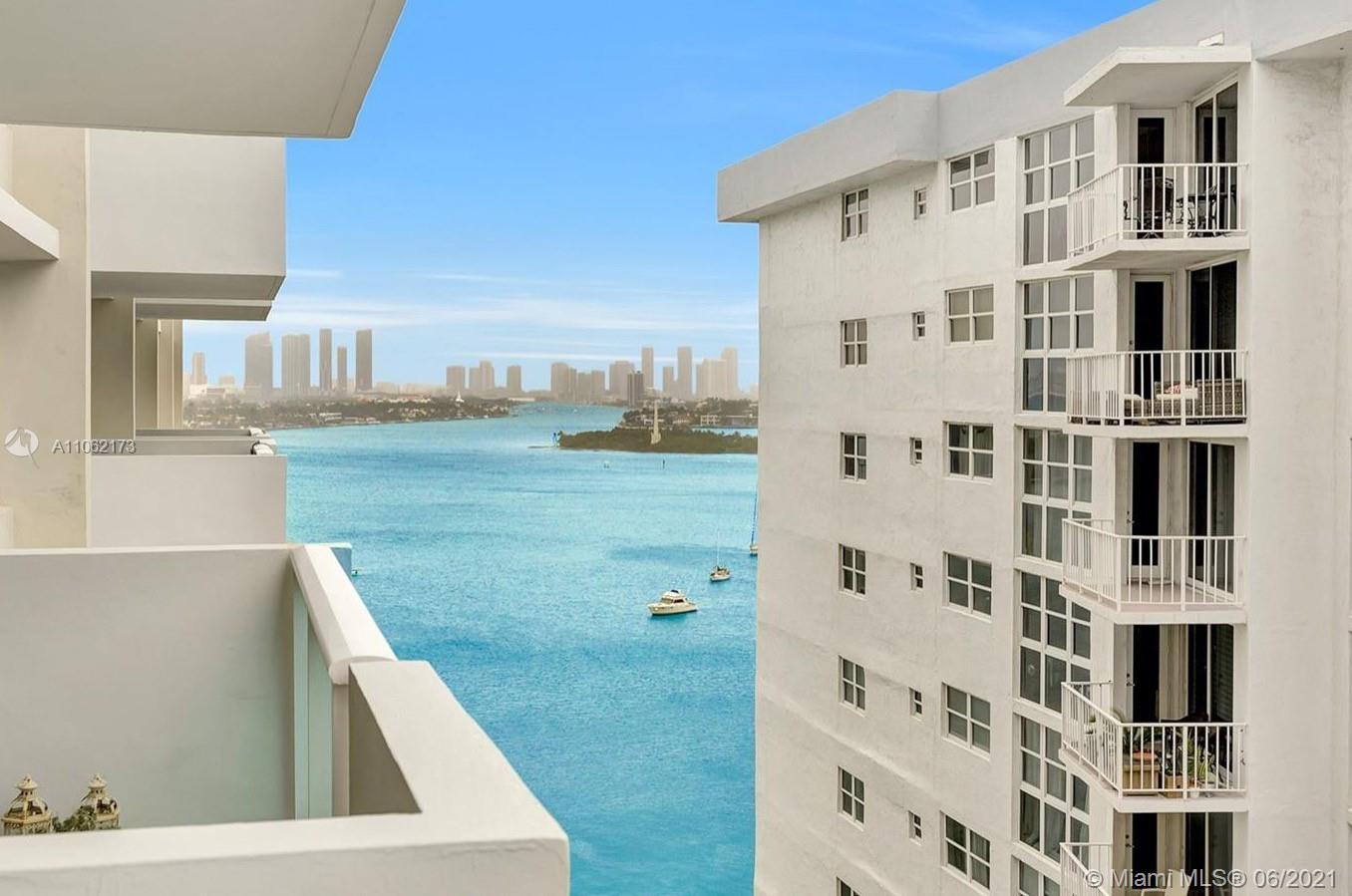 Mirador North #816 - 1200 West Ave #816, Miami Beach, FL 33139