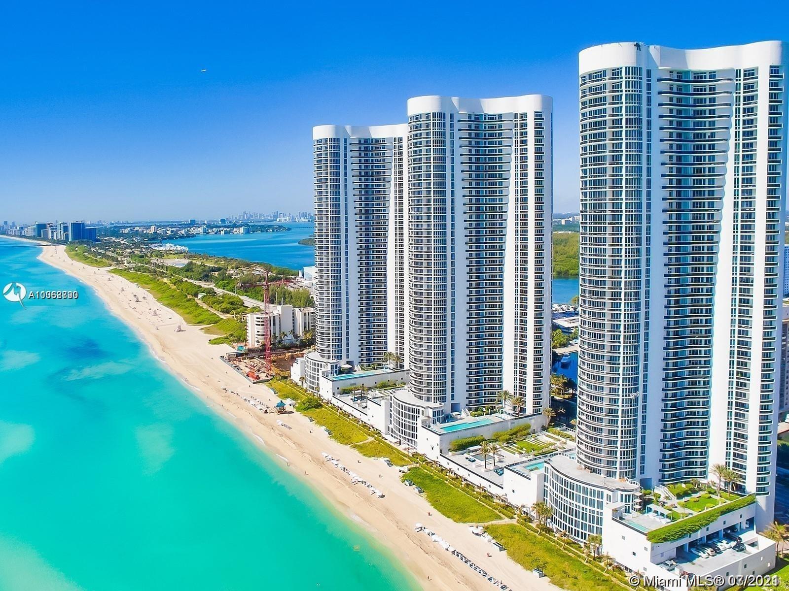 Trump Tower II #604 - 15901 Collins Ave #604, Sunny Isles Beach, FL 33160