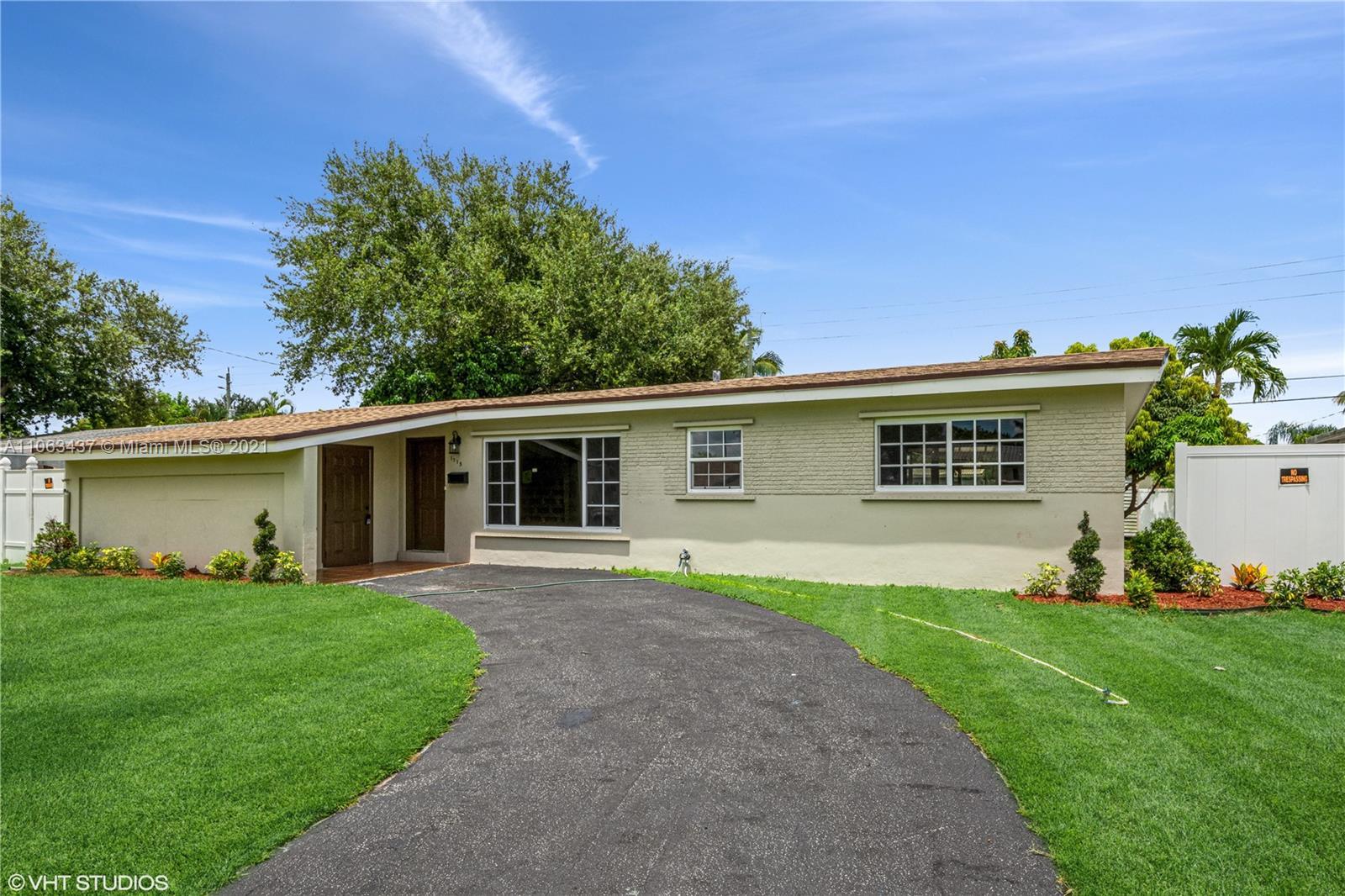 Hollywood Hills - 1715 N 46th Ave, Hollywood, FL 33021