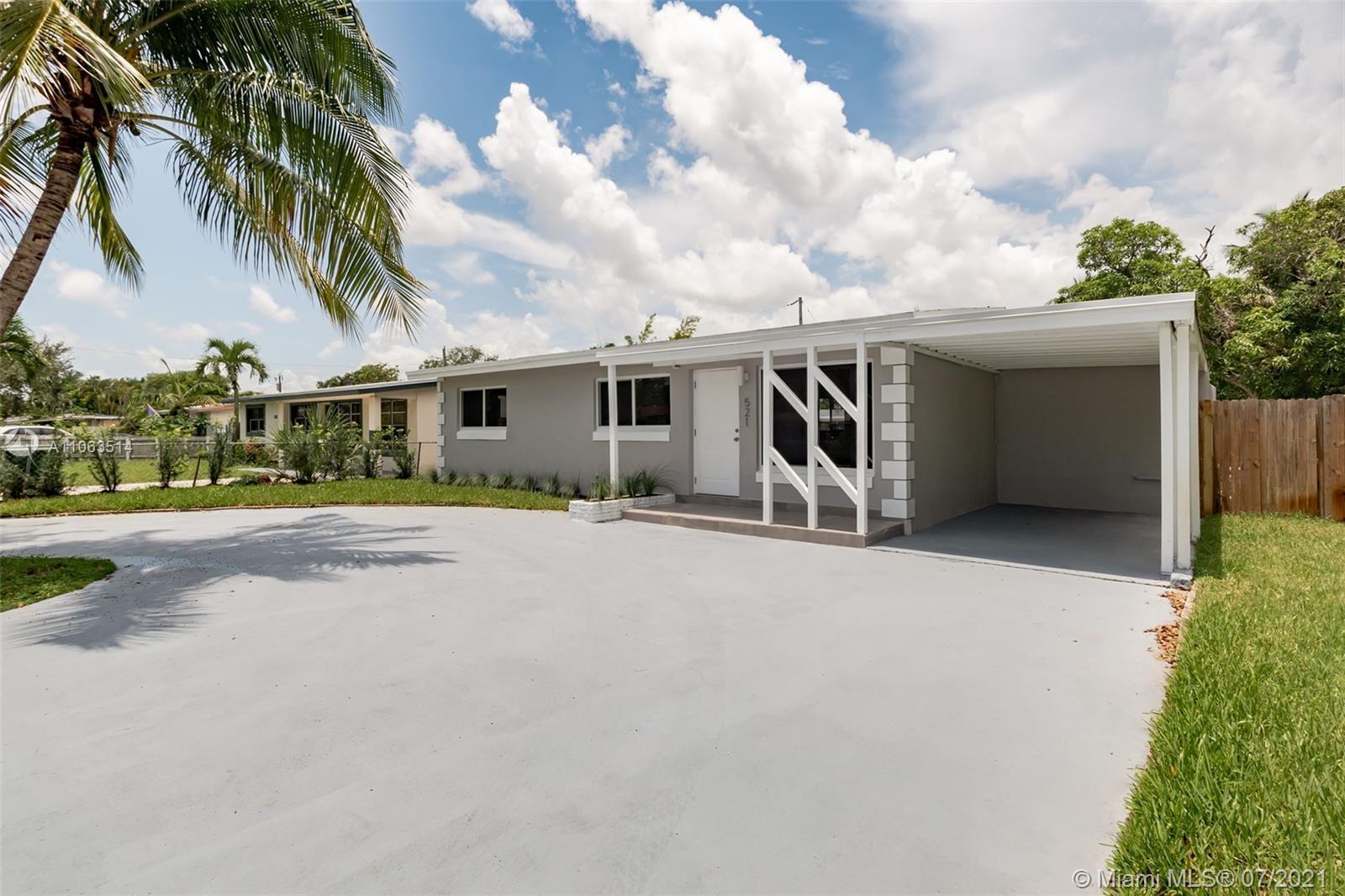 Riverland - 521 SW 22nd Ter, Fort Lauderdale, FL 33312