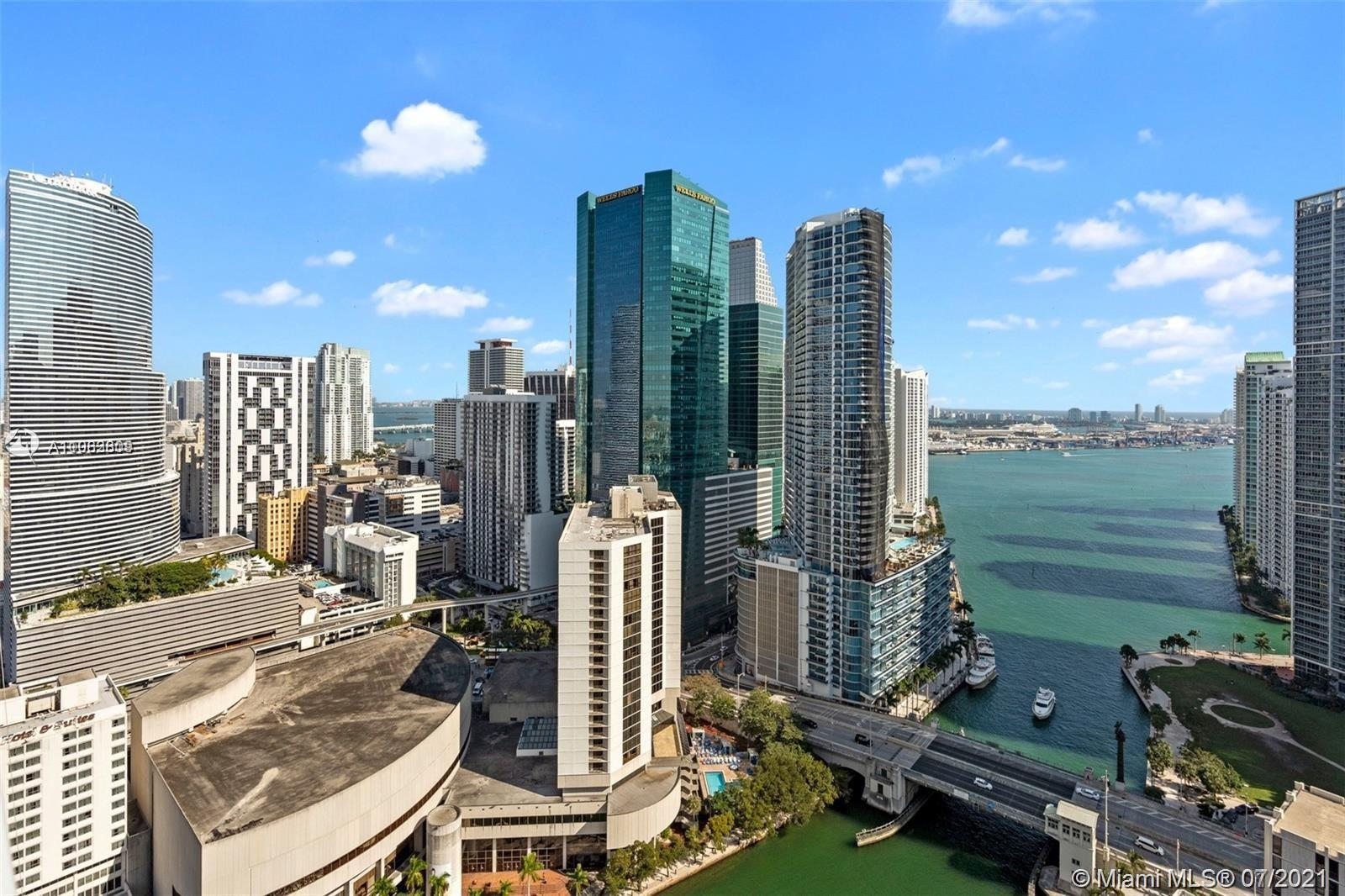 Brickell on the River North Tower #3618 - 31 SE 5th St #3618, Miami, FL 33131