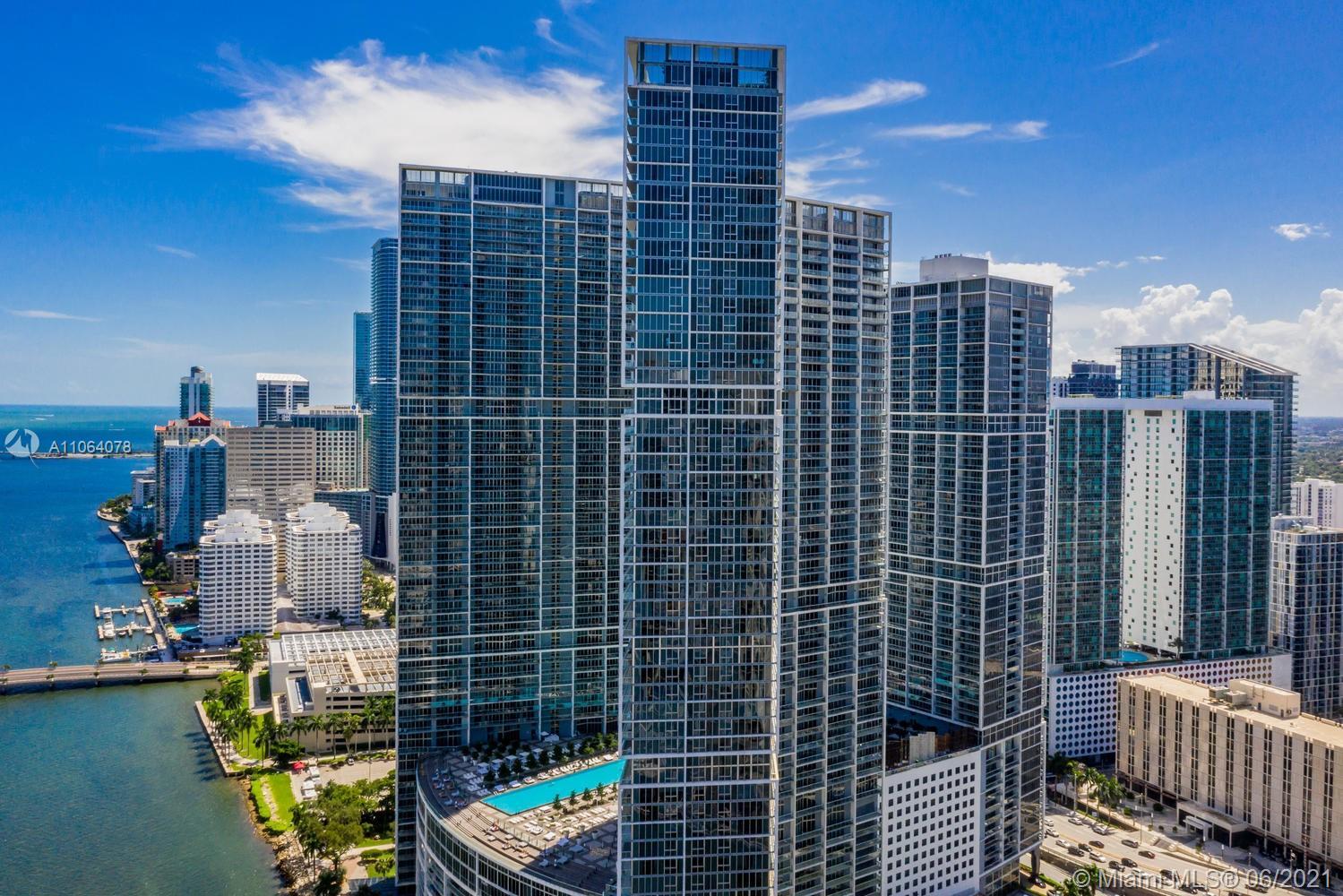 Icon Brickell 3 #2007 - 485 Brickell Ave #2007, Miami, FL 33131