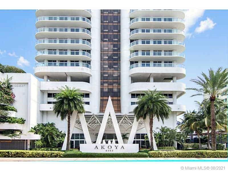 Akoya #1106 - 6365 NE Collins Ave #1106, Miami Beach, FL 33141
