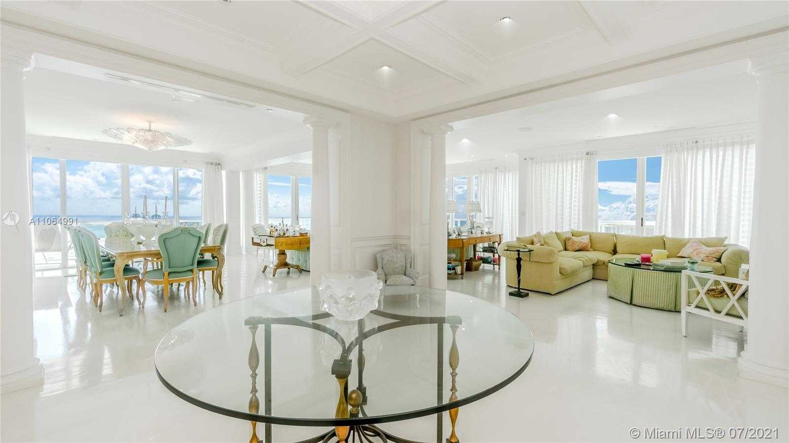 10101 Collins Ave #PENTHOUSE 1F photo06