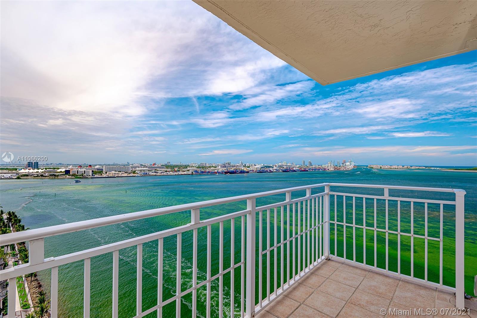 Isola #PH-15 - 770 Claughton Island Dr #PH-15, Miami, FL 33131