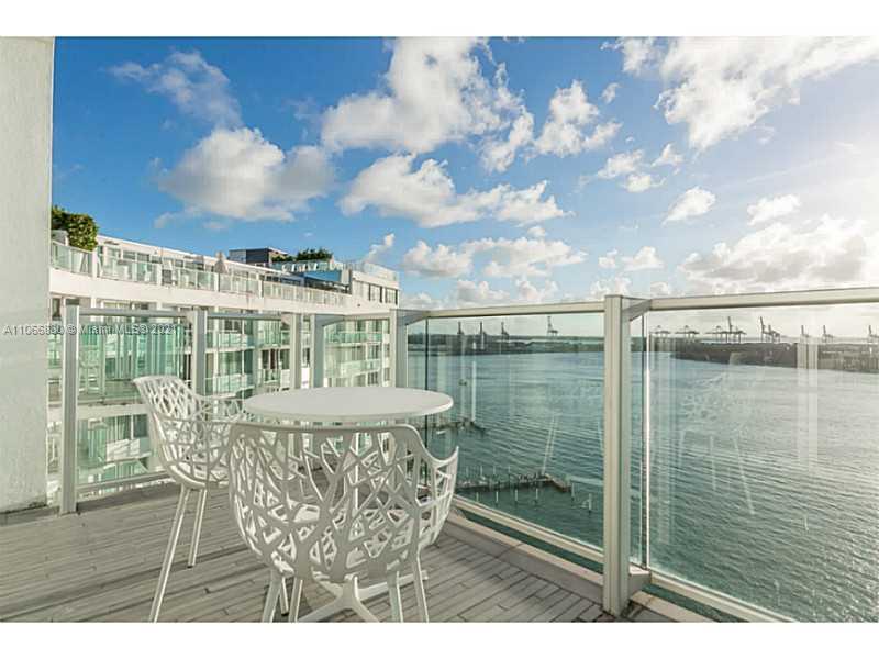 Mondrian South Beach #PH1614 - 1100 WEST AV #PH1614, Miami Beach, FL 33139