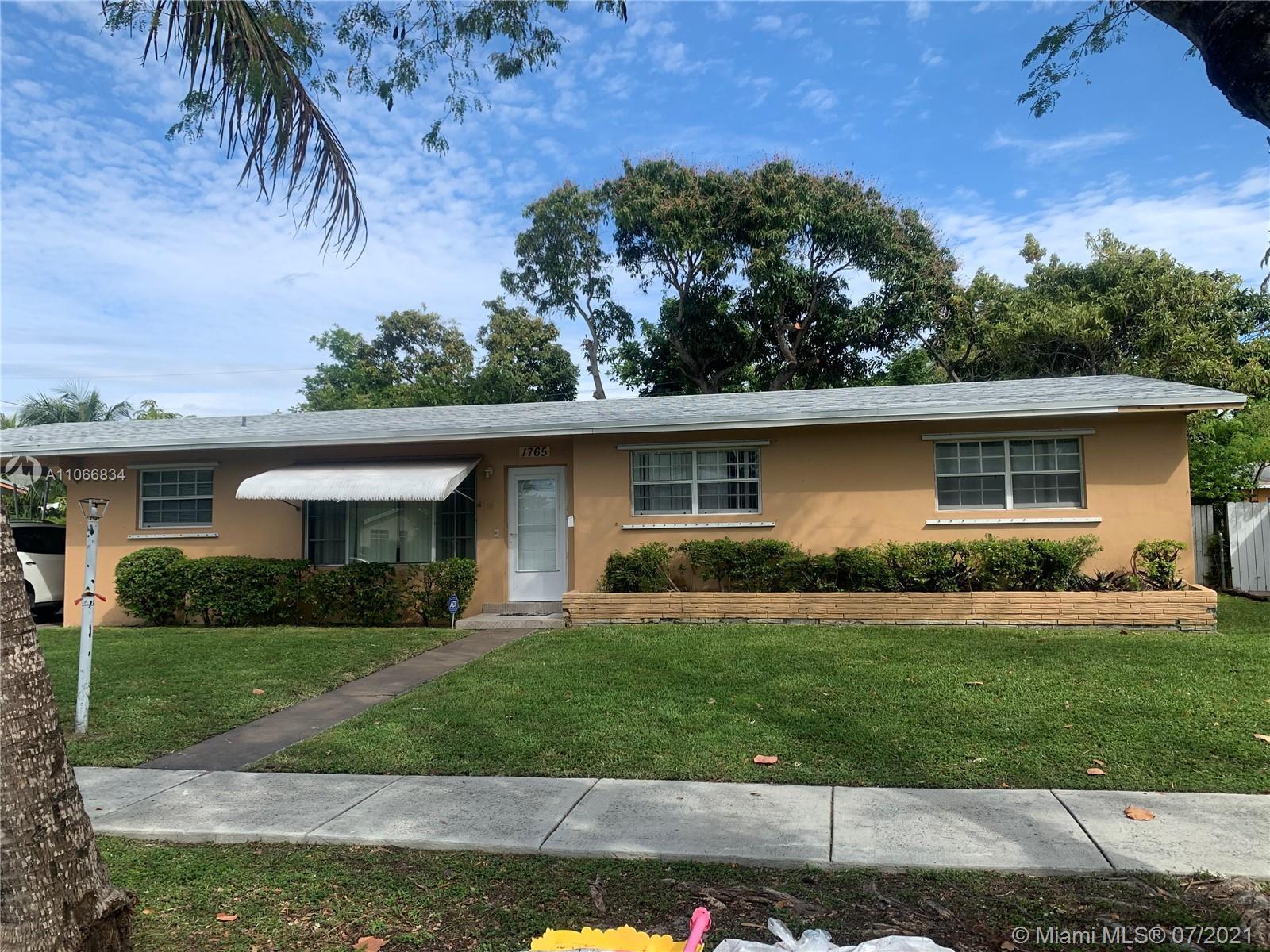 North Miami Beach - 1765 NE 158th st, North Miami Beach, FL 33162