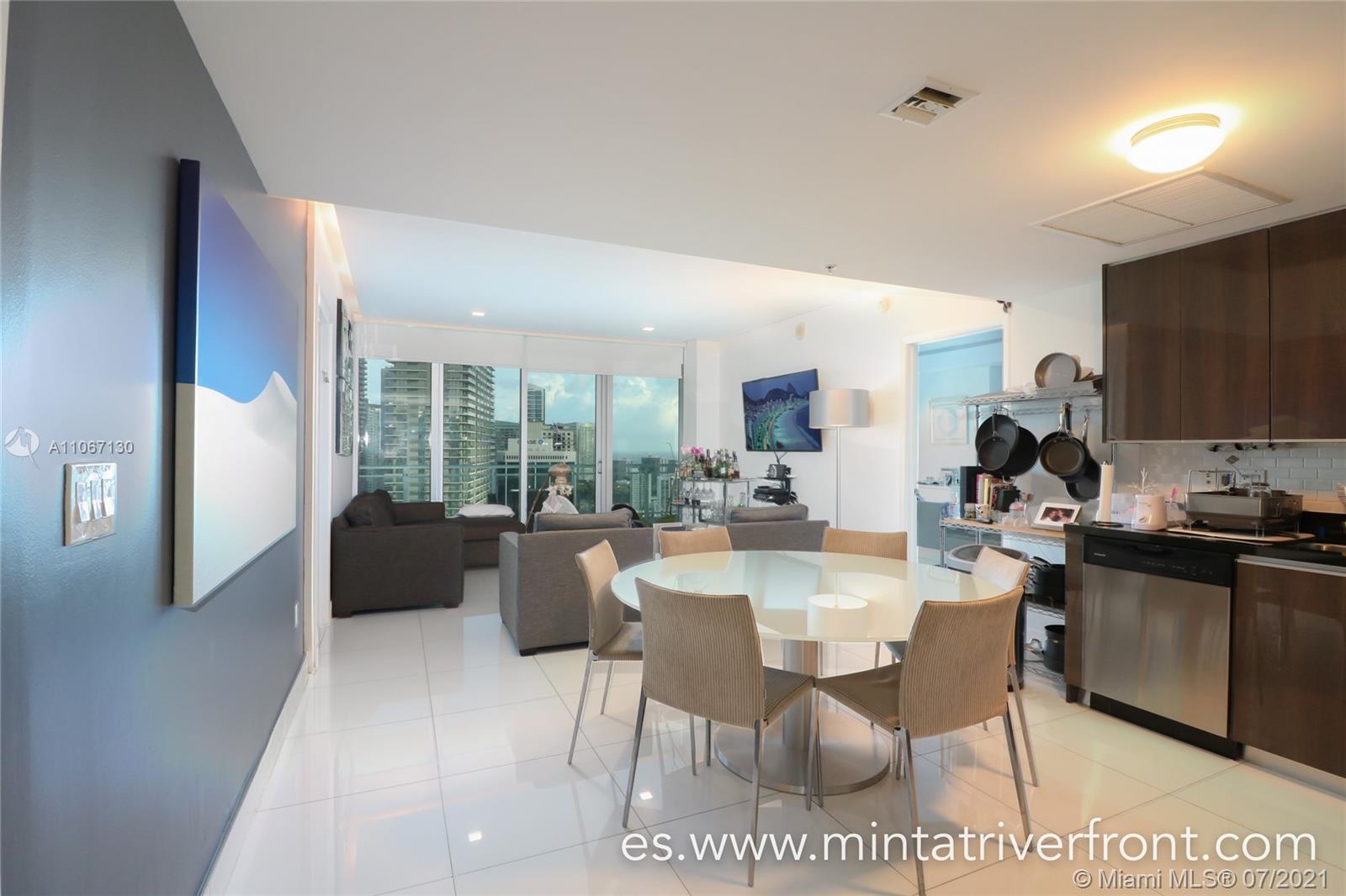Mint #2703 - 92 SW 3rd St #2703, Miami, FL 33130