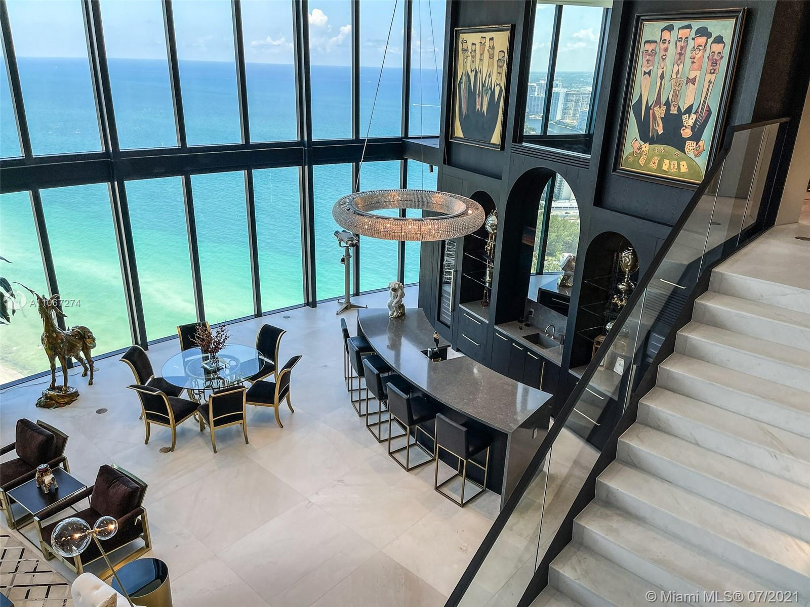Porsche Design Tower #4405 - 18555 Collins Avenue #4405, Sunny Isles Beach, FL 33160