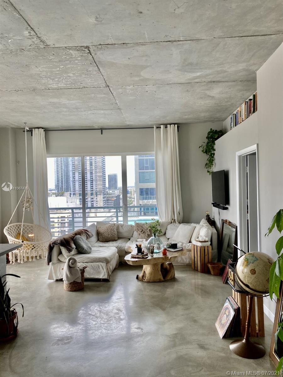 The Loft Downtown #1901 - 234 NE 3rd St #1901, Miami, FL 33132