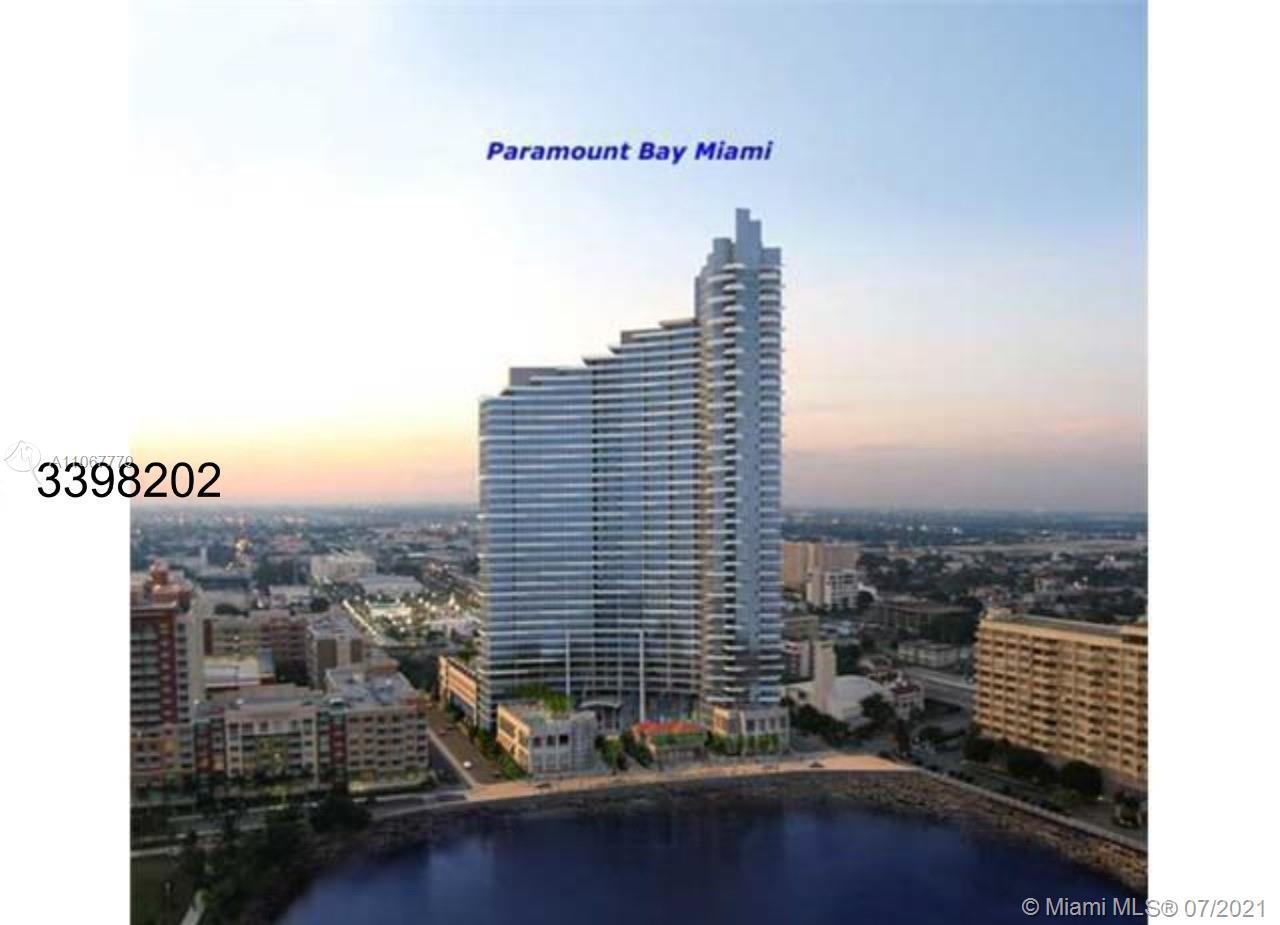 Paramount Bay #1706 - 2020 N Bayshore Dr #1706, Miami, FL 33137