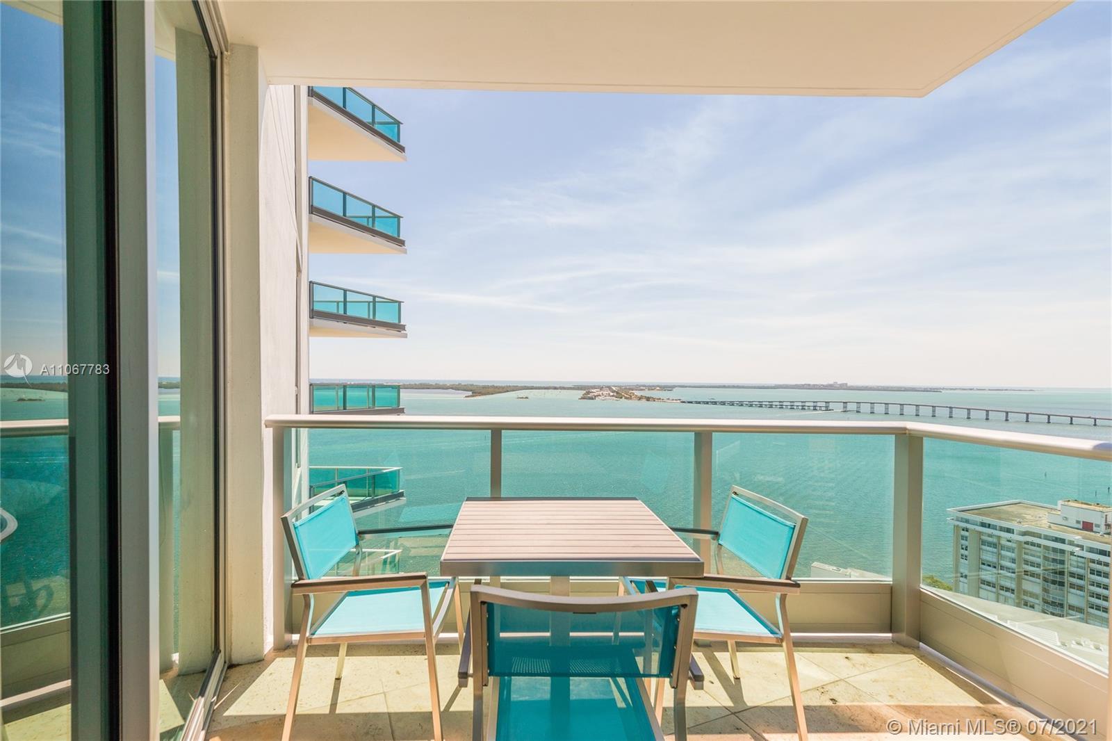 Jade Residences #2708 - 1331 Brickell Bay Dr #2708, Miami, FL 33131