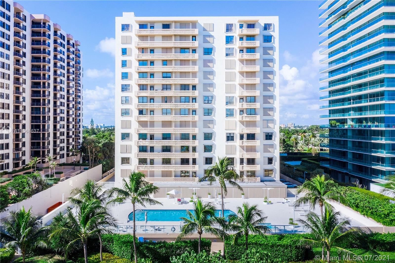 The Plaza of Bal Harbour #1022 - 10185 Collins Ave #1022, Bal Harbour, FL 33154