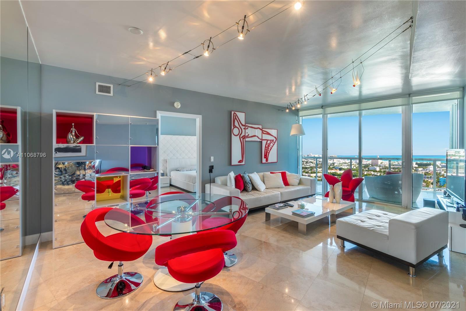 Murano Grande #1805 - 400 Alton Rd #1805, Miami Beach, FL 33139