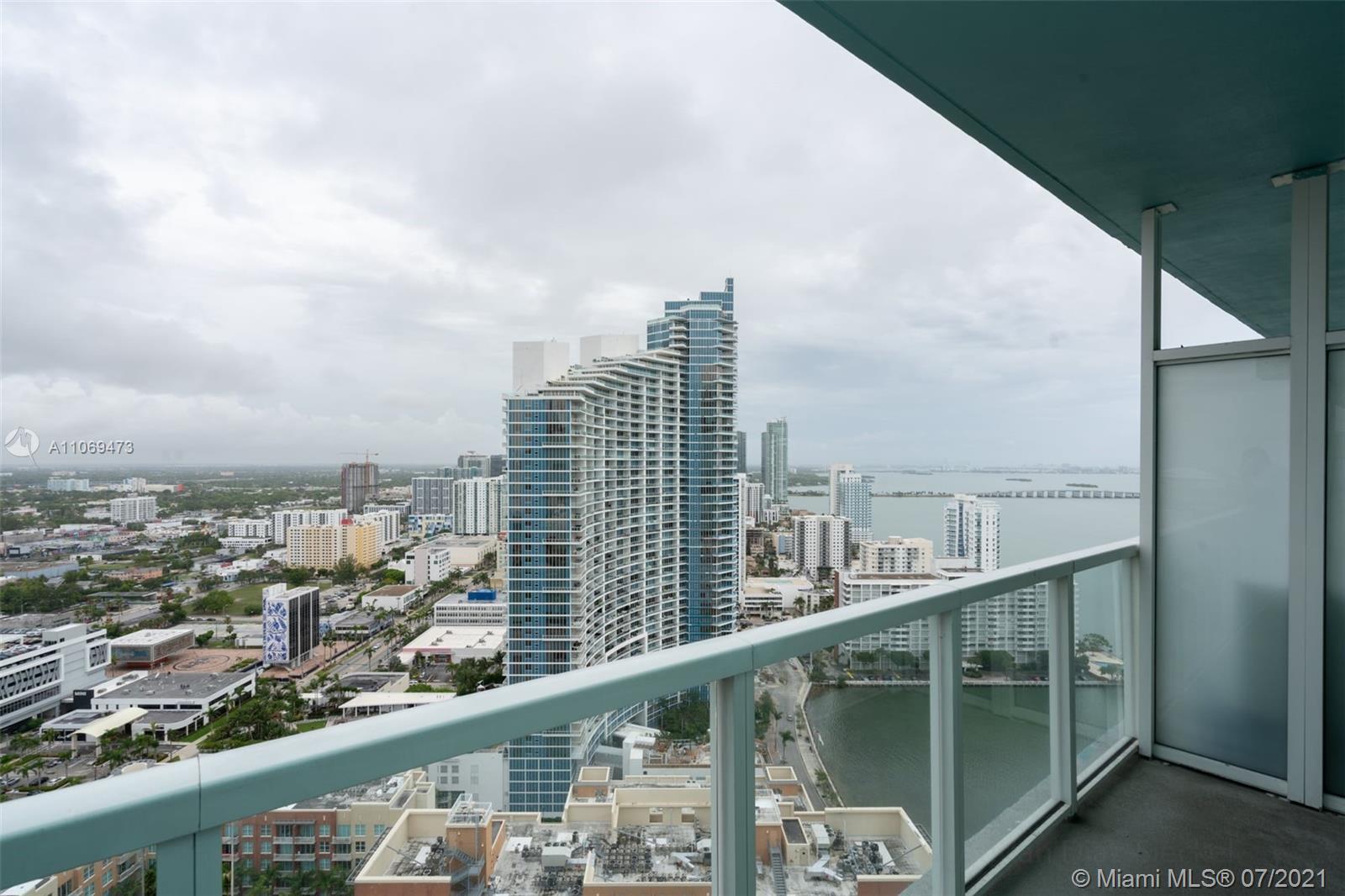 Quantum on the Bay #3214 - 1900 N Bayshore Dr #3214, Miami, FL 33132