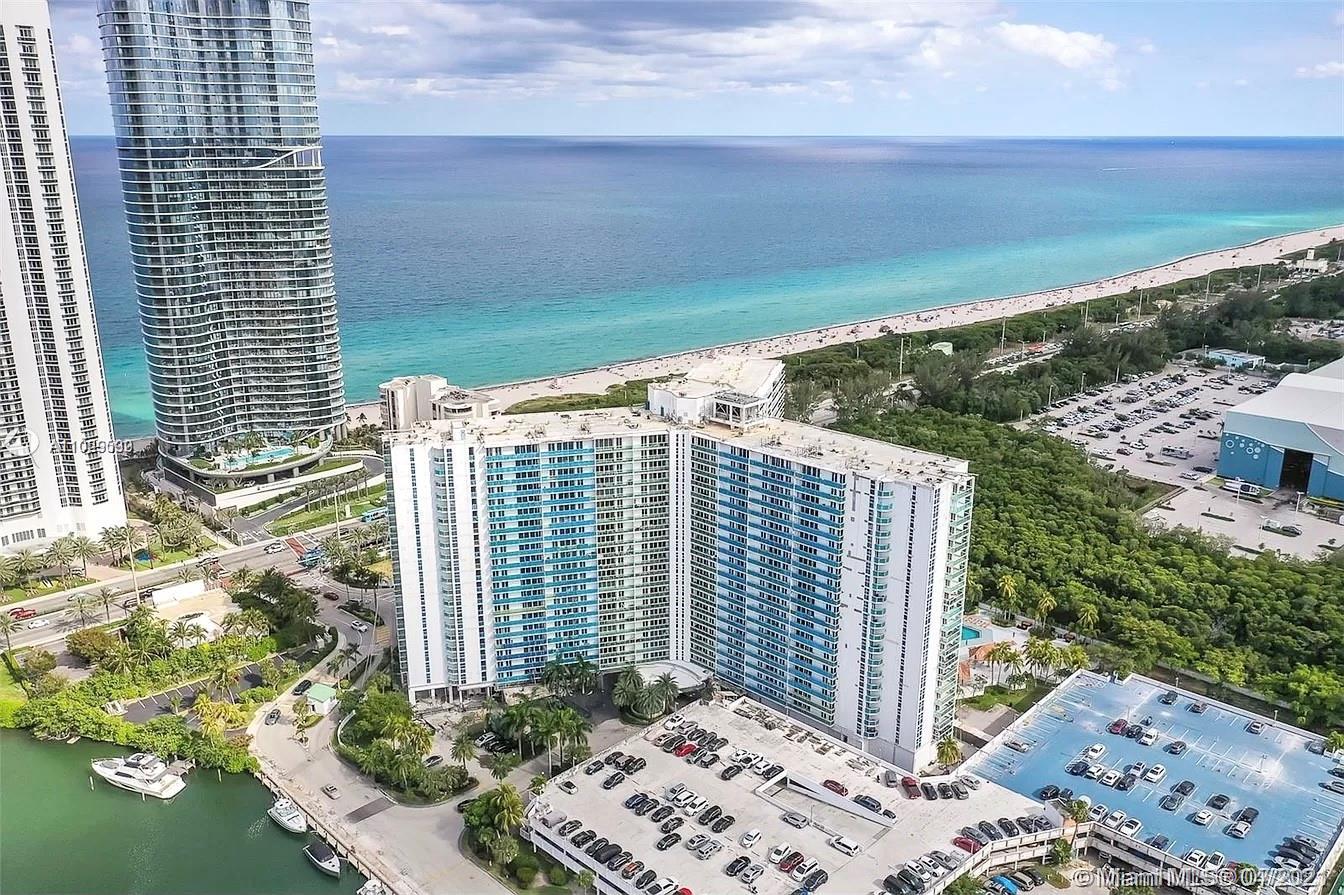 Arlen House #718 - 100 Bayview Dr #718, Sunny Isles Beach, FL 33160