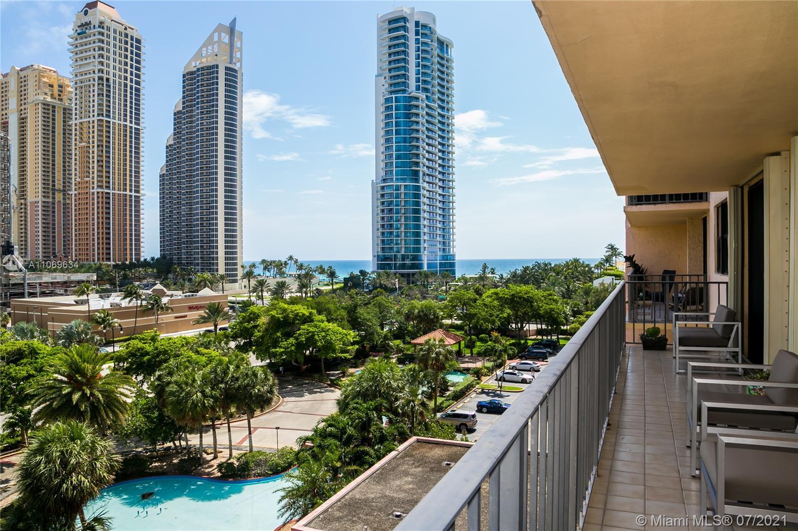 Winston Tower 600 #712 - 210 174th St #712, Sunny Isles Beach, FL 33160
