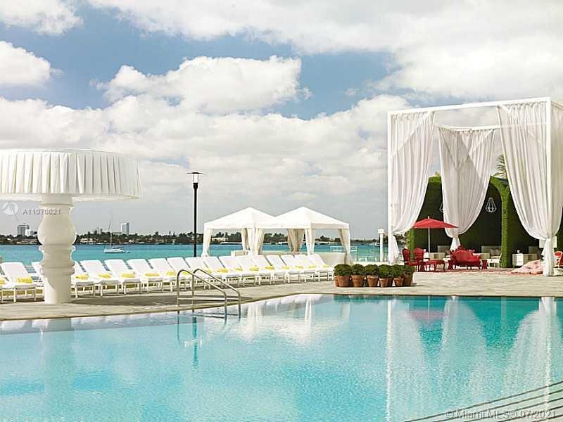 Mondrian South Beach #1627 - 1100 West Ave #1627, Miami Beach, FL 33139