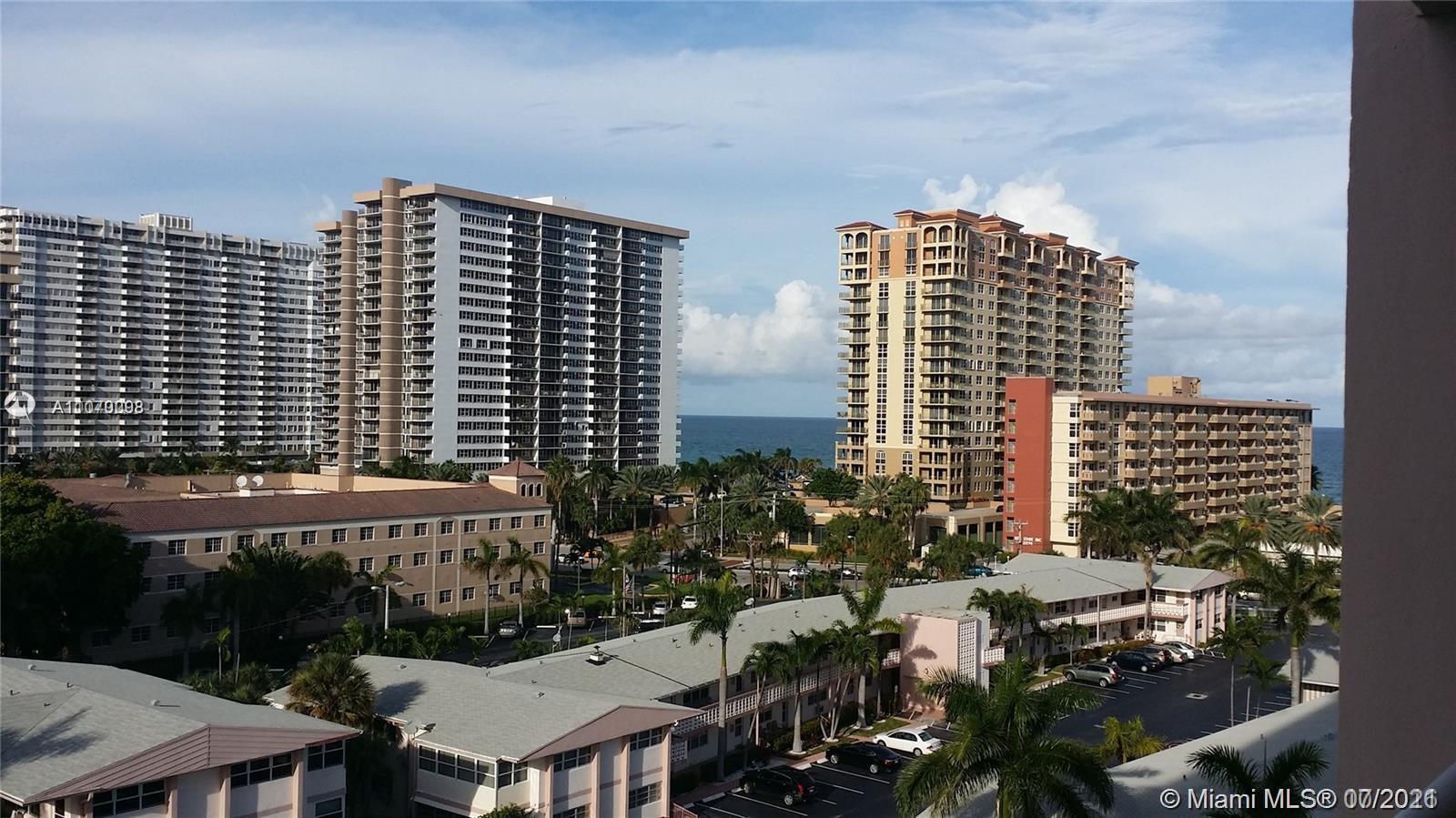 Clifton #804 - 3161 S Ocean Dr #804, Hallandale Beach, FL 33009